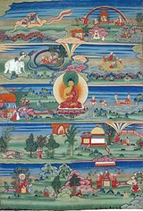 220px-bhutanese_painted_thanka_of_the_jataka_tales_18th-19th_century_phajoding_gonpa_thimphu_bhutan